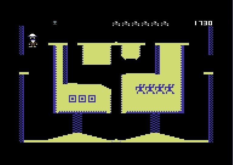 pharao-curse-c64-winvice