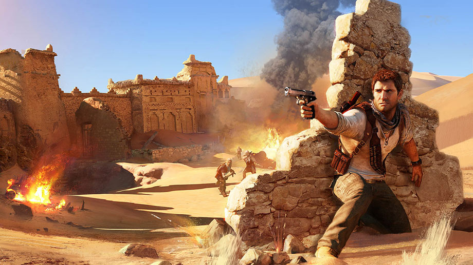 Die Uncharted-Spiele, PS3