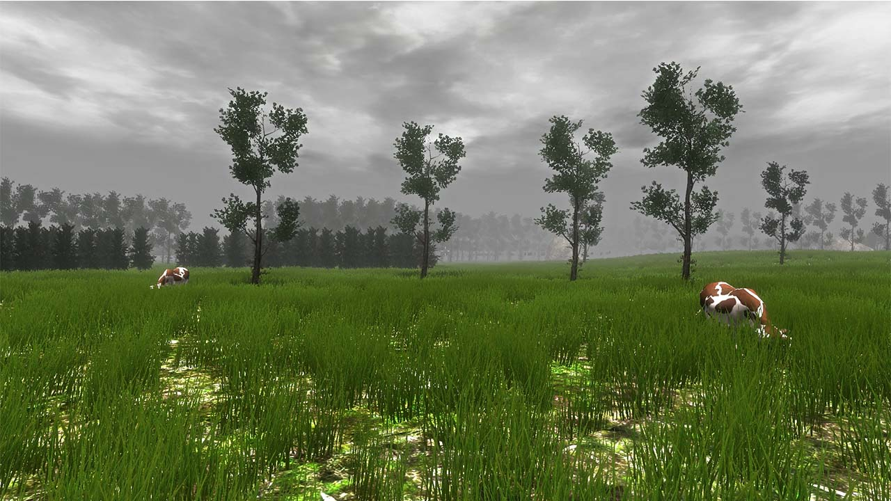 Grass Simulator 2014