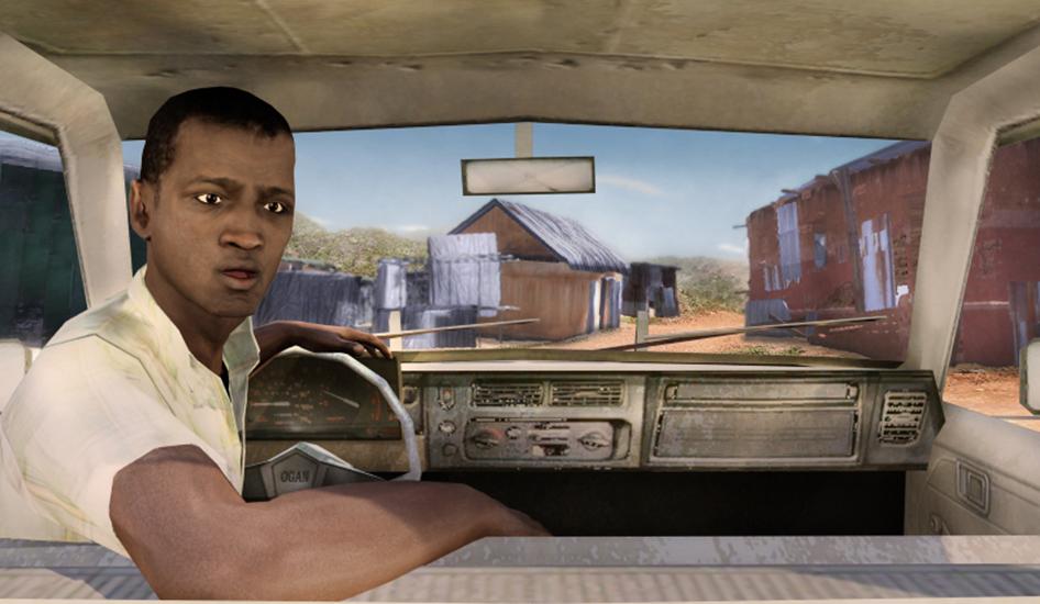 """""""Menschen auf der Flucht"""" wurde von Ralph Stock und seinem Team für Missio entwickelt, thematisiert den Bürgerkrieg im Kongo und erhielt 2013 beim Deutschen Computerspielpreis die Trophäe """"Bestes Serious Game"""". Preisgeld: 50.000 Euro."""