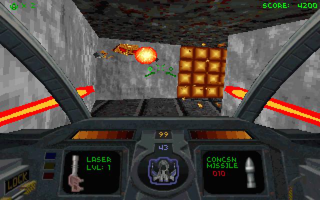 """Das Original-""""Descent"""" von 1995."""