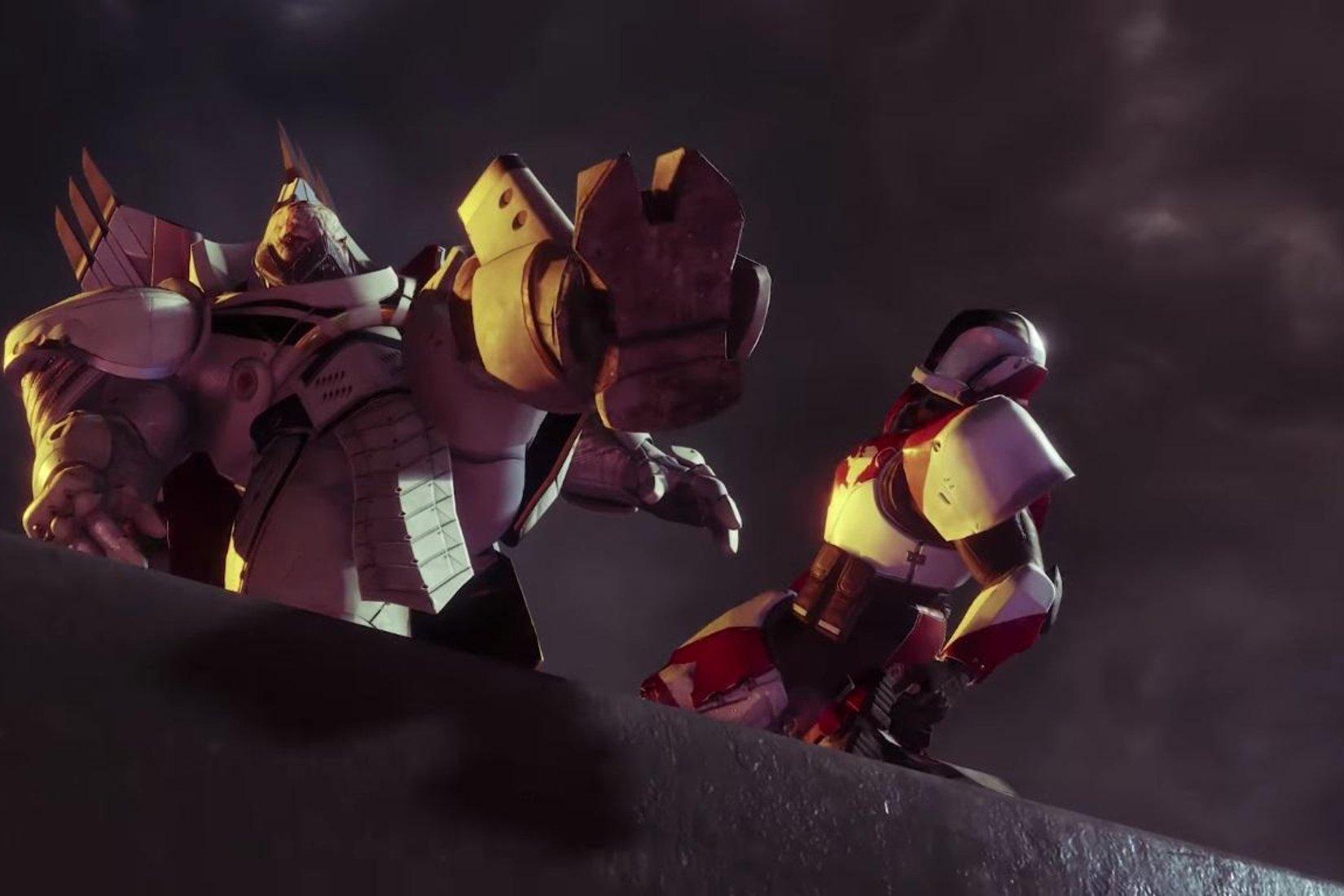 Ghaul, der Oberbösewicht in Destiny 2 © Bungie / Activision